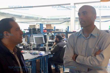Conocen tecnología de vanguardia para alcanzar el máximo potencial de Yucatán