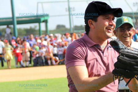 Es indispensable trabajar en la democratización del deporte: Mauricio Sahuí