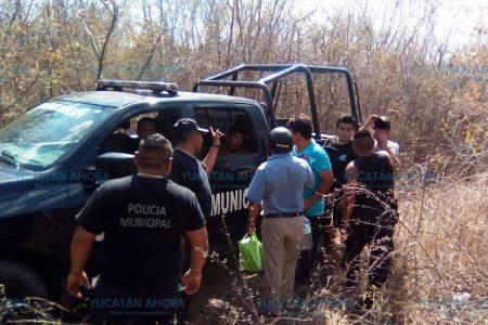 Encuentran en montes de Oxcum a hermanos desparecidos