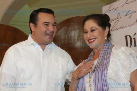Mérida tiene las mejores condiciones para disfrutar y gozar artes y cultura: Renán Barrera