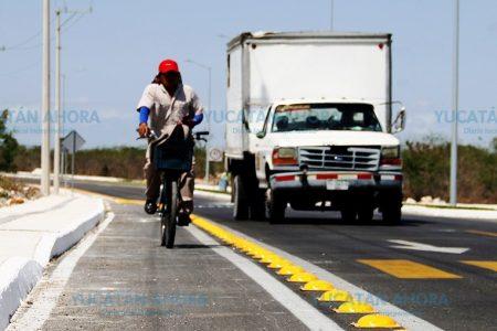 Circuito Sur rompe aislamiento entre dos zonas de Mérida