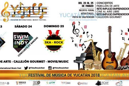 Anuncian festival de música para potencializar el talento de artistas yucatecos