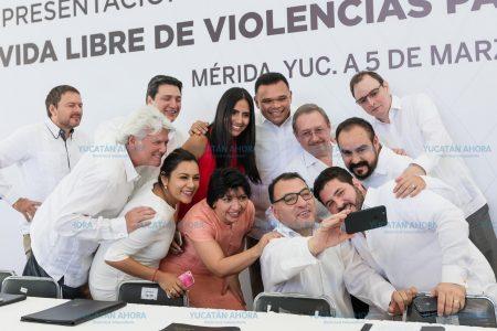 Arrancan estrategia para erradicar violencia contra mujeres y niñas