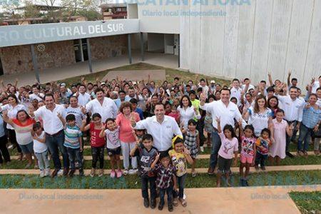 Mauricio Vila y candidatos panistas coinciden en realizar campañas austeras