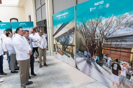 Inicia la construcción de la Universidad de las Artes de Yucatán
