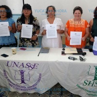 Activistas nacionales exigen resolver atentado a doctora en salud sexual