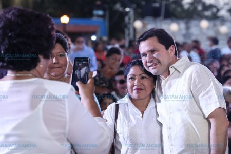 Nosotros sí tenemos respuestas  para Yucatán, afirma Mauricio Sahuí