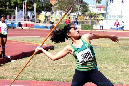 Buenos resultados para Yucatán en el regional de atletismo