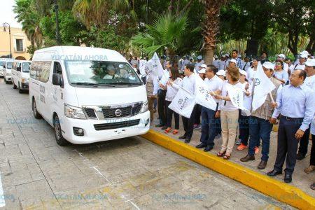Refuerzan acciones en Mérida para garantizar la salud de los ciudadanos