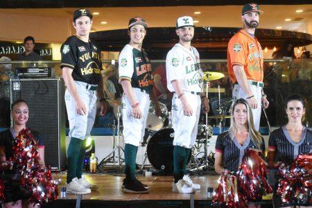 Al estilo de las estrellas, presentan nuevos uniformes de Leones de Yucatán