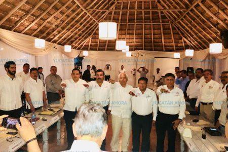 Yucatán coordinará acciones de Protección Civil en la zona Sur-Sureste