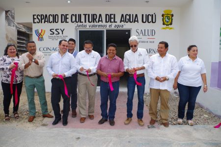 Millonaria inversión para proteger el agua en Yucatán