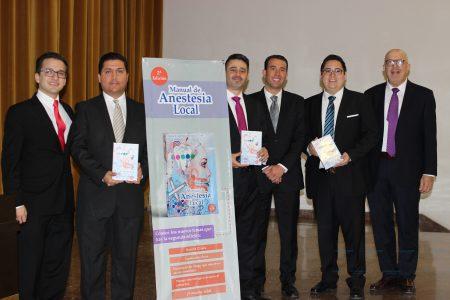 Presentan Manual de Anestesia en la Anáhuac Mayab