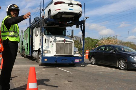 Trabajos durante siete meses el puente más transitado del Periférico de Mérida