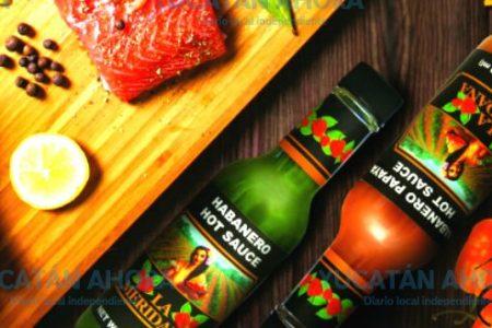 Yucateco exportará sus salsas de chile habanero a Japón