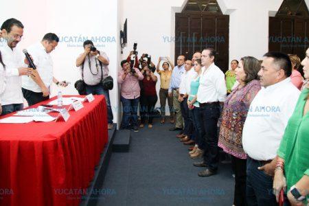 'Panchito' Torres encabeza lista plurinominal del PRI en Yucatán