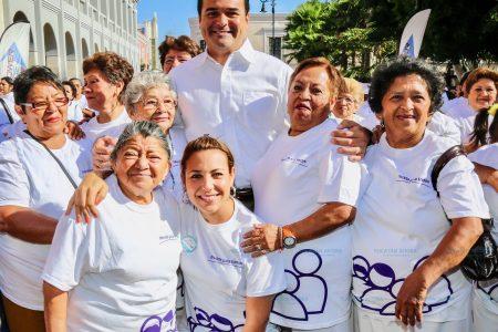 El respeto a los adultos mayores contribuye a una sociedad justa: Renán Barrera