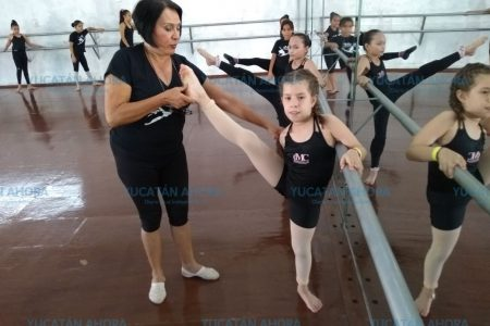 Personaje yucateco: Míriam Cazola, bailarina
