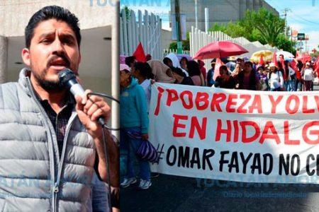 Antorcha, bajo acoso policial y judicial en Hidalgo