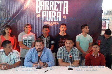 Barreta Pura presenta siete peleas de alto voltaje