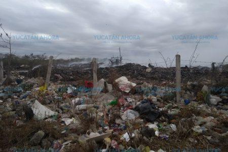 Seduma cita al alcalde de Umán por el problema del basurero