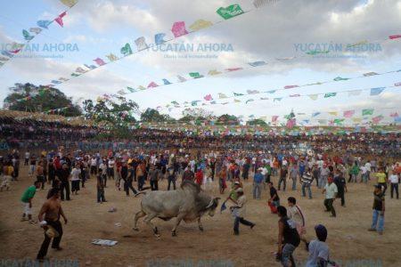 Fulminante infarto taurino en un coso del oriente de Yucatán