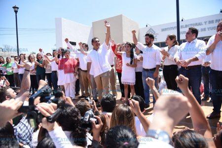 Mérida ha sido administrada de manera insípida: Víctor Caballero