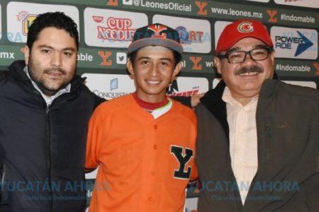 Brilla como Cachorro RM y ahora firma con Leones de Yucatán