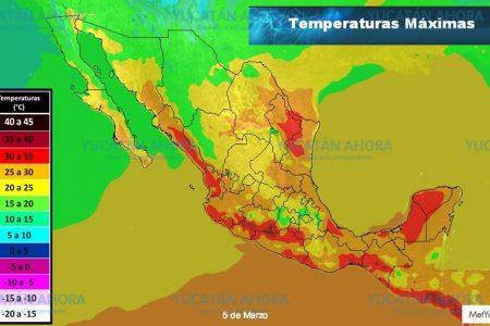 Proyección climática: abril y mayo serán extraordinariamente lluviosos