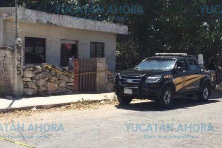 Murió estrangulada en el sur de Mérida… y ya se investiga como feminicidio