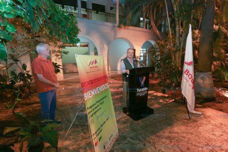 Yucatán, sede de capacitación financiera internacional