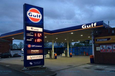 Con dos gasolineras, llega a Mérida la transnacional Gulf
