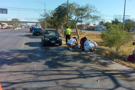 Fallece otra de las hermanas atropelladas en el Periférico de Mérida