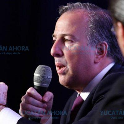 Meade confirma que inicia en Mérida su campaña por la Presidencia
