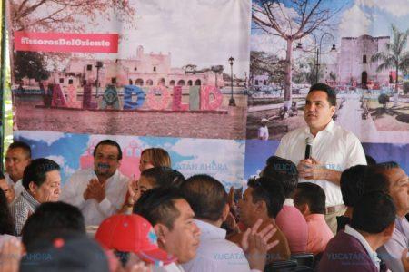 El PRI ofrece que hará campaña limpia en Yucatán