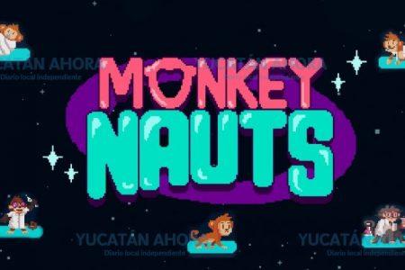 Presentan 'Monkeynauts', videojuego creado por estudiantes
