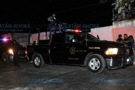 Agentes de la SSP repelen agresión en El Roble Agrícola