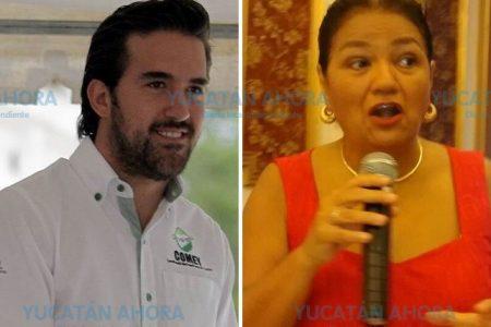 Dulce María Sauri y Pablo Gamboa, con lugar seguro en el Congreso federal