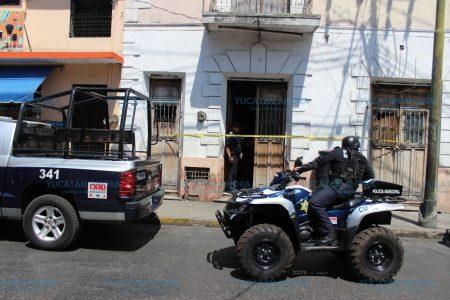 Suicidio en el corredor de la prostitución en Mérida