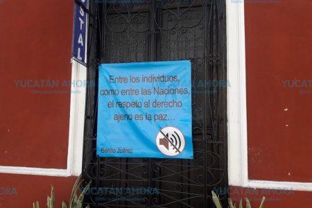 El ruido en el centro de Mérida no es problema de extranjeros, advierten