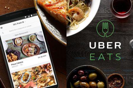 Uber trae a Mérida su servicio de entrega de comida a domicilio