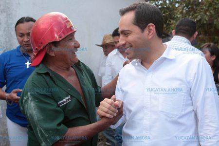 Trabajaré igual para todos los yucatecos: Mauricio Vila