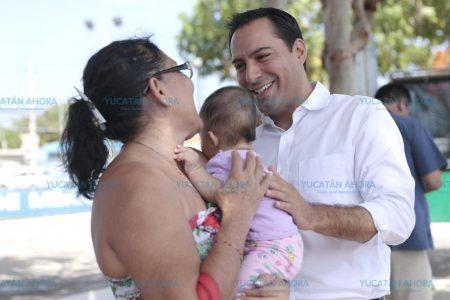 Es momento de invertir en Yucatán: Mauricio Vila