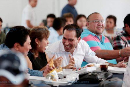 Las mujeres, con todo el potencial para transformar a Yucatán: Vila