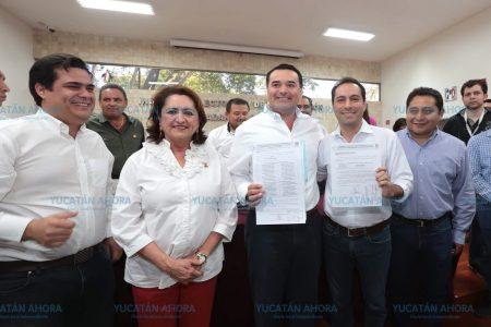 Vila Dosal refrenda su compromiso por un Yucatán que 'merece más'