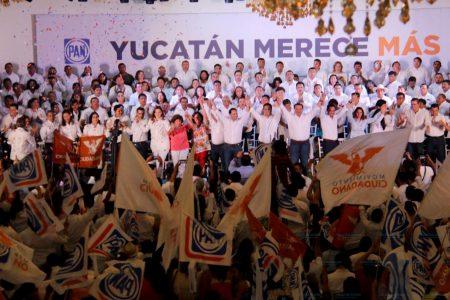 Llegó la hora de alcanzar todo el potencial de Yucatán: Mauricio Vila