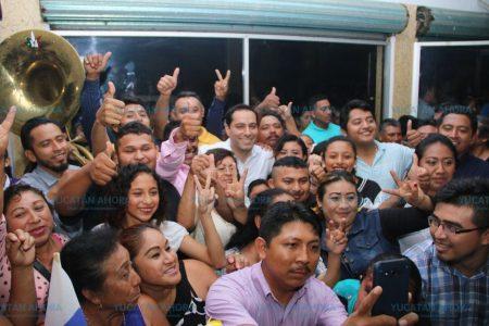 Vila les da la bienvenida a todos los candidatos a la gubernatura