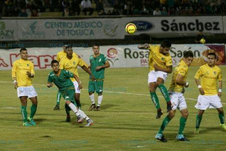 De visita, los Venados doblegan 1-0 a Potros de UAEM