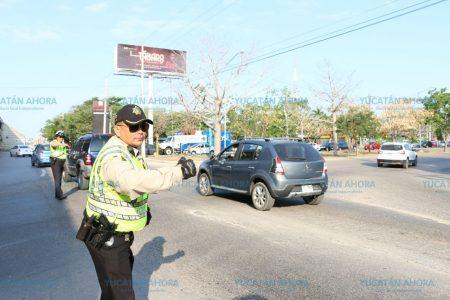 Colaboración ciudadana, vital para el operativo en el puente Mérida-Progreso