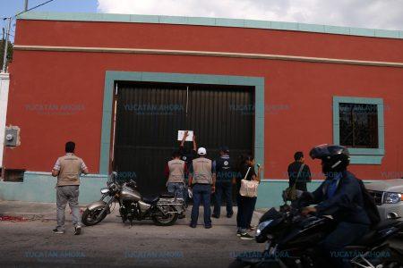 Por 'inseguro', clausuran otro establecimiento ruidoso en Mérida